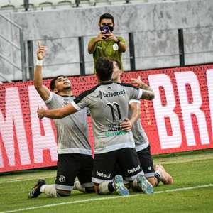 Fortaleza vence Sampaio Corrêa e segue invicto na Copa ...