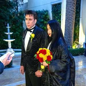 Nicolas Cage se casa pela 5ª vez e diferença de idade choca