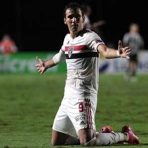 Pablo ressurge com Crespo e se firma como titular no ...