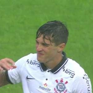 Corinthians sai atrás contra a Ponte, mas vira o jogo