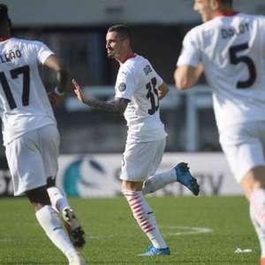 Milan bate o Verona fora de casa e torce por um tropeço ...