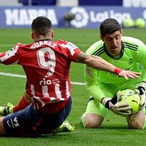 Suárez marca, Benzema deixa tudo igual no finalzinho e ...