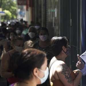 Valor médio de auxílio emergencial será de R$250, diz Guedes