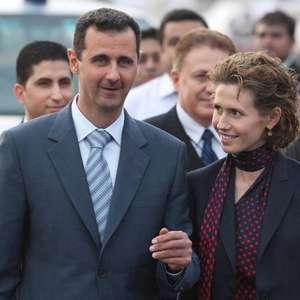 Bashar al-Assad e esposa testam positivo para Covid-19