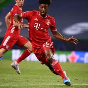 Coman recusa primeira oferta de renovação do Bayern