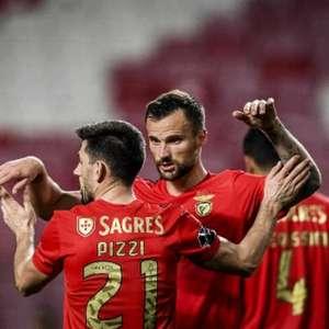Lucas Veríssimo marca, e Benfica de Jorge Jesus vence o ...