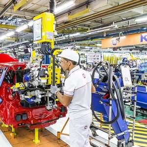 Fiat reduz produção na fábrica de Betim até 22 de março