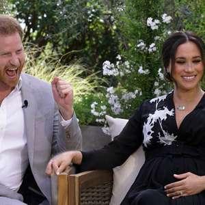 Entrevista de Harry e Meghan gera maior audiência não ...