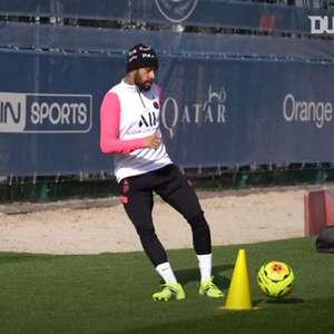 Neymar não se recupera e está fora da partida contra o ...