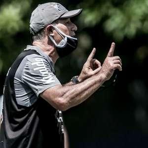 Santos x Deportivo Lara: Prováveis escalações, ...