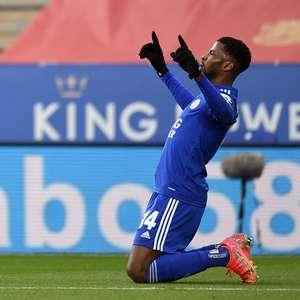 Leicester City vence o Manchester United e está na semifinal