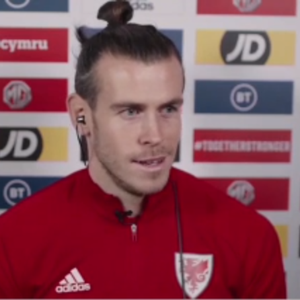 """Bale fala sobre suas metas por País de Gales: """"Sonho ..."""