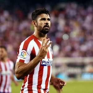 Benfica e Diego Costa devem conversar em busca de acordo