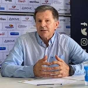 Sérgio Molletta, presidente do Paraná, é diagnosticado ...