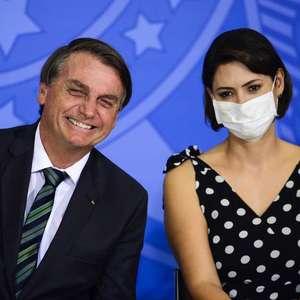 Bolsonaro solta gargalhada ao saber da escolha de Kassio