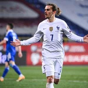 Com gol de Griezmann, França vence a Bósnia e Herzegovina