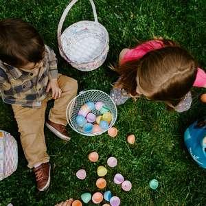 Dicas de brincadeiras para fazer com as crianças na páscoa