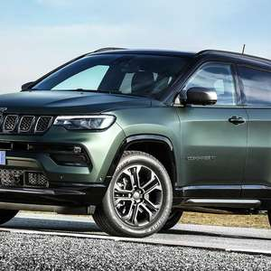 Jeep anuncia pré-venda do novo Compass 1.3 turbo flex