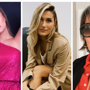 Mais lidas: Sasha, Carla Diaz e grisalhos dominam ranking