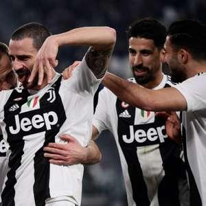 Bonucci testa positivo para a Covid-19 e desfalca Juventus