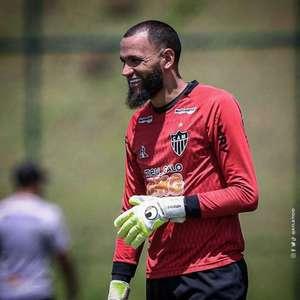 Em busca de goleiro, Grêmio observa Everson, do Atlético-MG