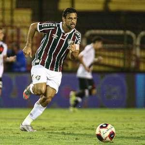 Em rede social, Fred se manifesta para ajudar Aldo, ex-lateral do Fluminense