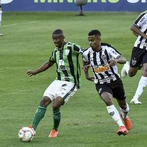 Atlético-MG x América-MG. Onde assistir, prováveis times e desfalques