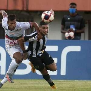 Botafogo empata com a Portuguesa pelo Campeonato Carioca