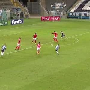 GAÚCHO: Gol de Grêmio 1 x 0 Internacional