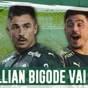 Boletim: entenda a negociação por Willian Bigode; Palmeiras monitora e Flu tem trunfo