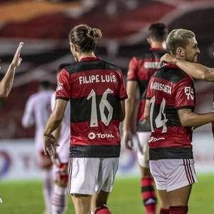 Com dois títulos na mira e estreia na Libertadores, Flamengo tem abril decisivo pela frente; veja calendário
