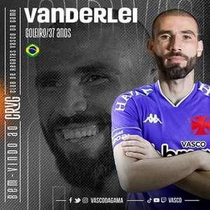 Mais de 400 defesas e 53 jogos sem sofrer gols: os números de Vanderlei nos últimos Brasileiros