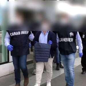 Itália prende líder mafioso que vivia no Brasil