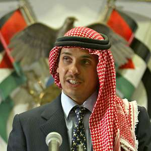 Príncipe da Jordânia promete lealdade ao rei após mediação