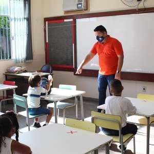 Retorno de escolas tem adesão menor que 35% em reabertura