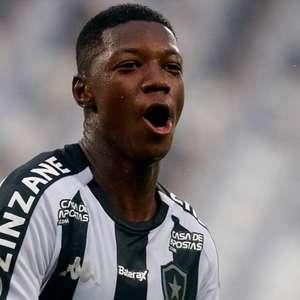 Athletico Paranaense negocia acordo de até R$ 3 milhões com o Botafogo para ter Matheus Babi
