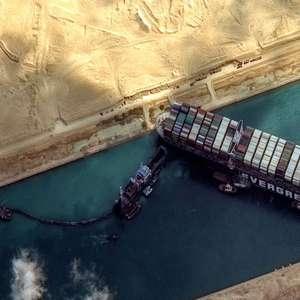 Além do Canal de Suez, conheça 3 passagens essenciais ao comércio marítimo