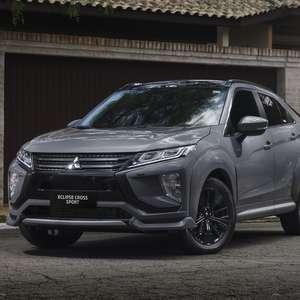 Mitsubishi Eclipe Cross ganha série Sport na linha 2022