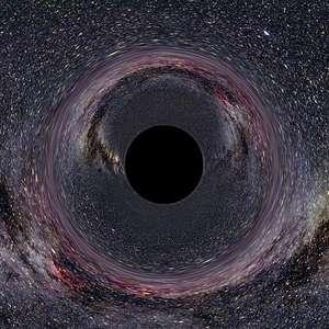 Buraco negro recém-descoberto pode ter se formado antes das estrelas e das galáxias