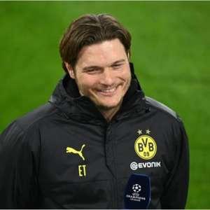 Técnico do Borussia Dortmund diz que Manchester City é ...