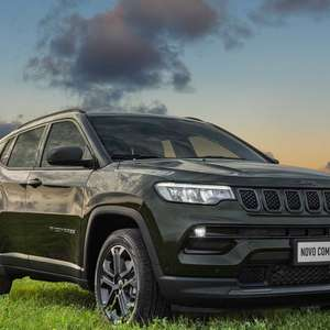 Jeep inicia pré-venda do Compass 1.3 turbo por R$ 162.990