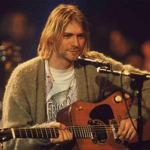 """Computador cria """"música de Kurt Cobain"""" no aniversário ..."""