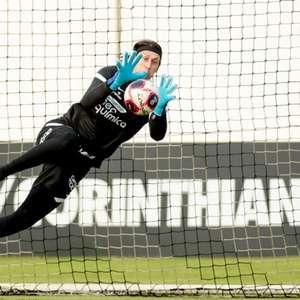 Corinthians divulga programação semanal somente com treinos