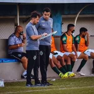 Técnico celebra momento no Manaus FC e projeta duelo com ...