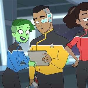 """""""Star Trek: Lower Decks"""" é renovada para 3ª temporada"""