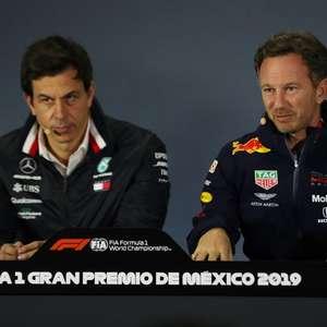"Wolff dispara contra CEO da McLaren e chefe da Red Bull: ""Só espalham merda"""