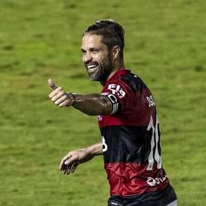 Diego exalta atuação do Flamengo de olho na decisão ...