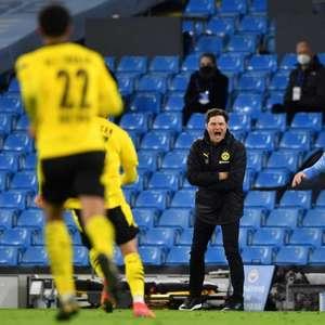 'Estamos desapontados', diz técnico do Borussia Dortmund ...