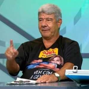 Joel Santana ironiza vendas de Pedro Raúl e Babi: 'Empresário deve ser bom para caramba no Botafogo'