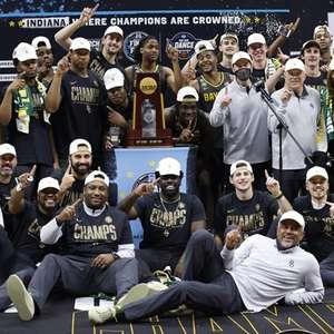 Baylor bate Gonzaga e conquista título inédito do Torneio da NCAA